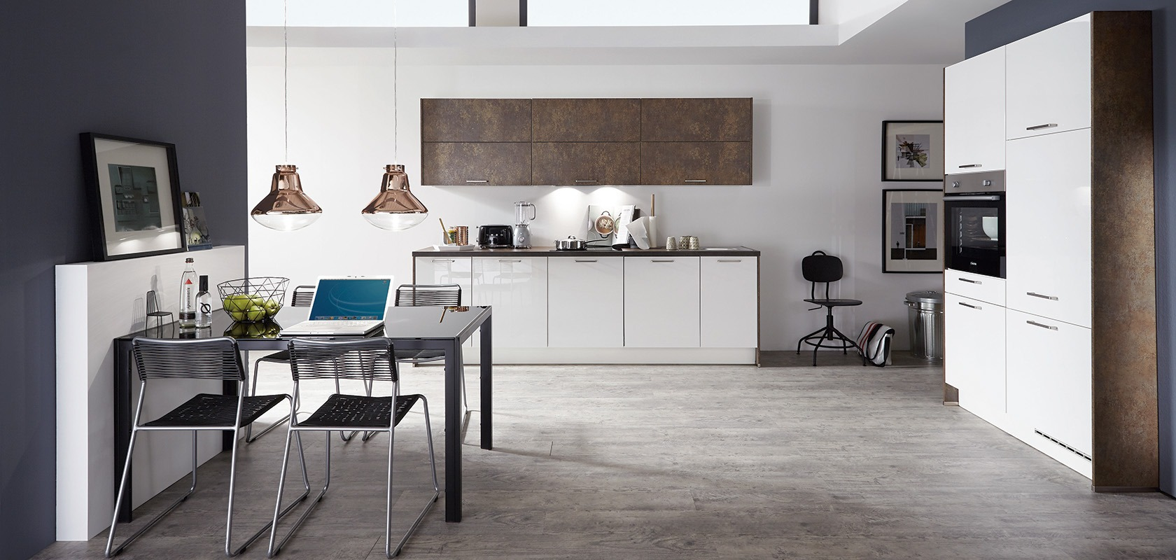 Cuisines Modernes – Flash 450
